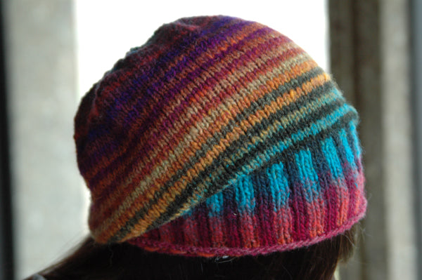 Phoncible Hat Knitting Pattern