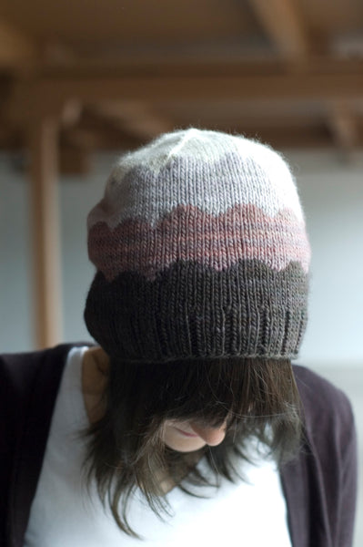 Varia Hat Knitting Pattern