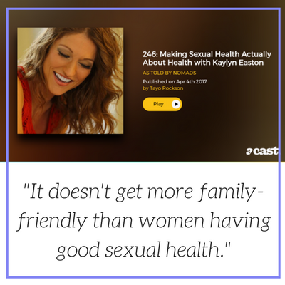 Podcast: Making Sexual Health Actually About Health