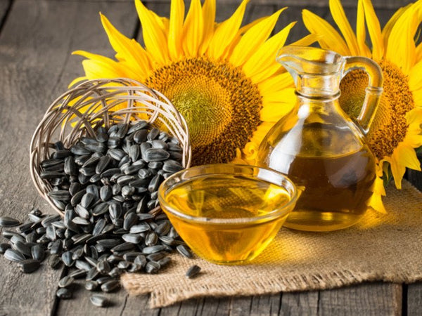 sunflower seed oil for sex lube