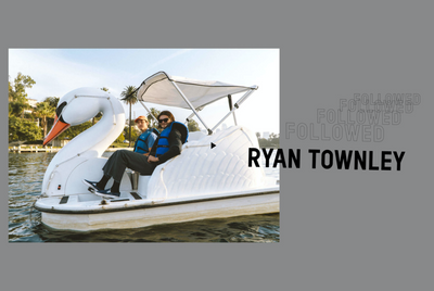 """Followed: Ryan Townley"" by Pocket Skate Mag"