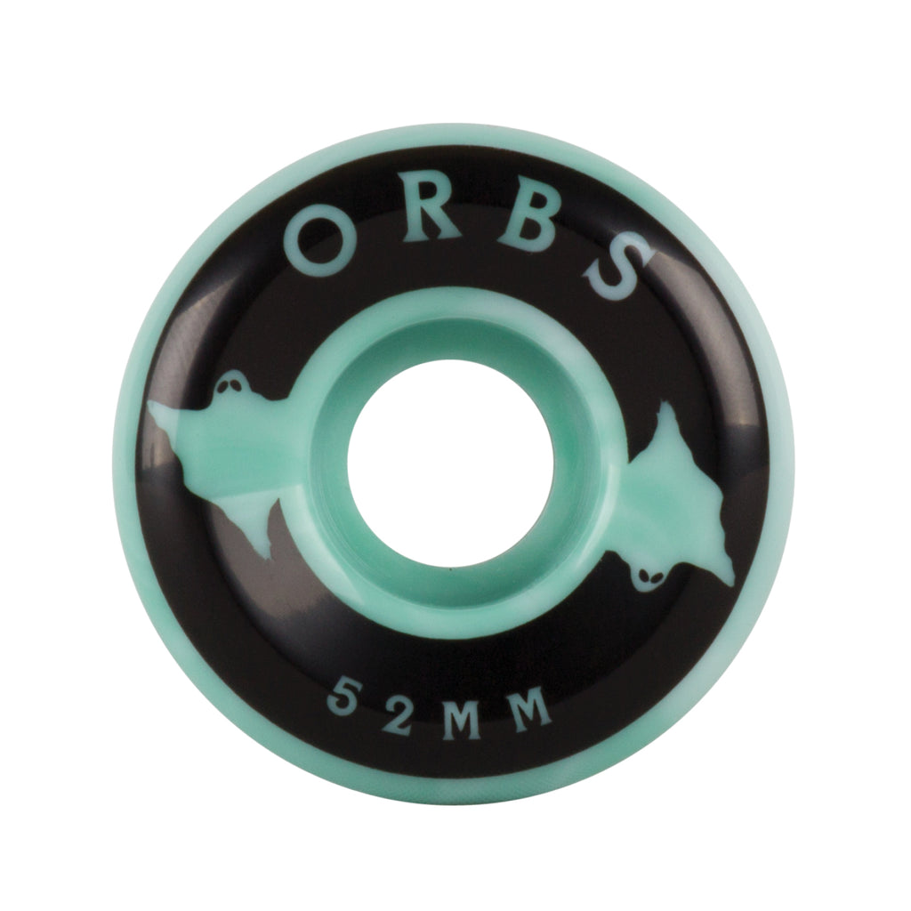 Orbs Specters - 52mm - Teal/White