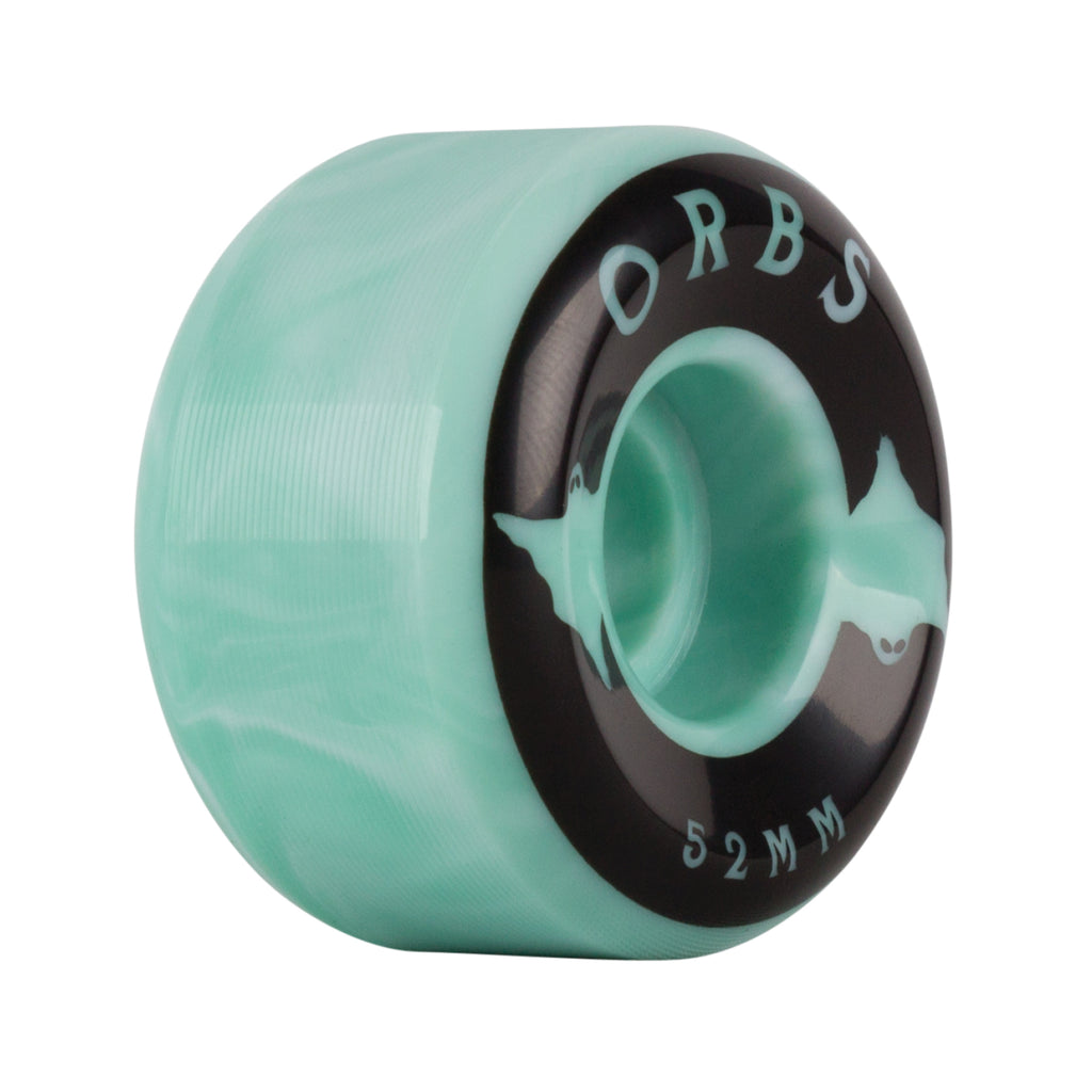 Orbs Specters - 52mm - Mint/White