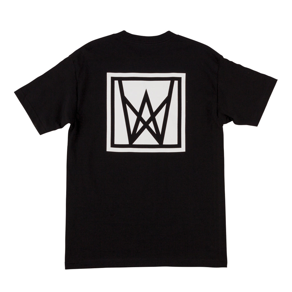 Icon Tee - Black/White