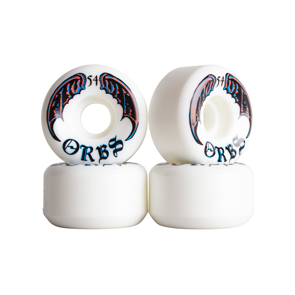 Orbs Specters - 54mm - White