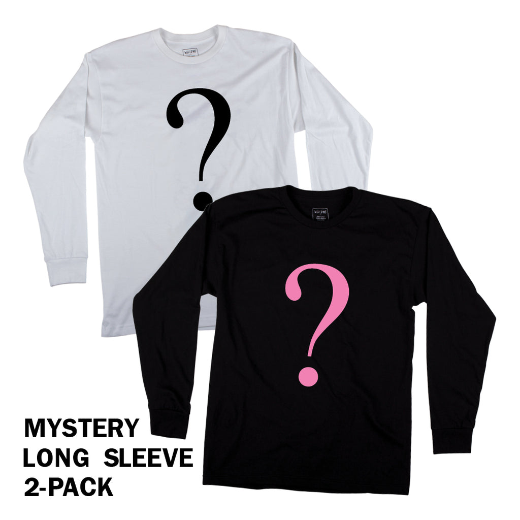 Mystery 2-Pack - Long Sleeves