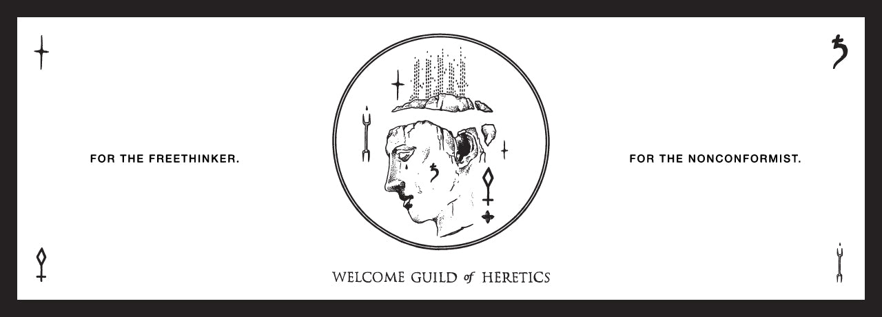 Welcome Guild of Heretics
