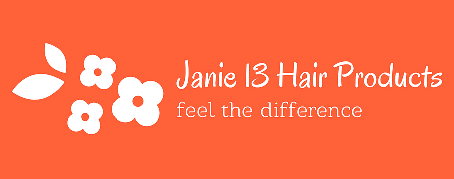 Janie 13 Hair Products logo