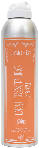 Dry Texture Spray 7 oz - Janie 13 Hair Products best hair products for sulphate free shampoo and gluten free products