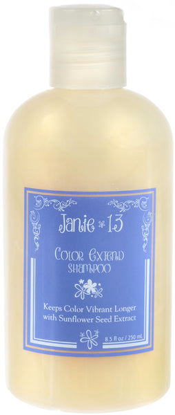 Color Extend Shampoo sulfate free shampoo 8.5oz - Janie 13 Hair Products best hair products for sulphate free shampoo and gluten free products