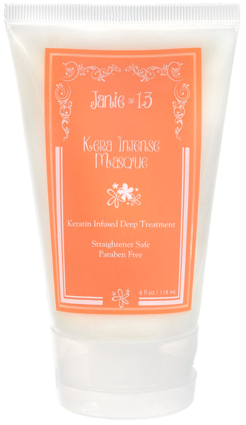 Kera Intense Masque  4.oz - Janie 13 Hair Products best hair products for sulphate free shampoo and gluten free products