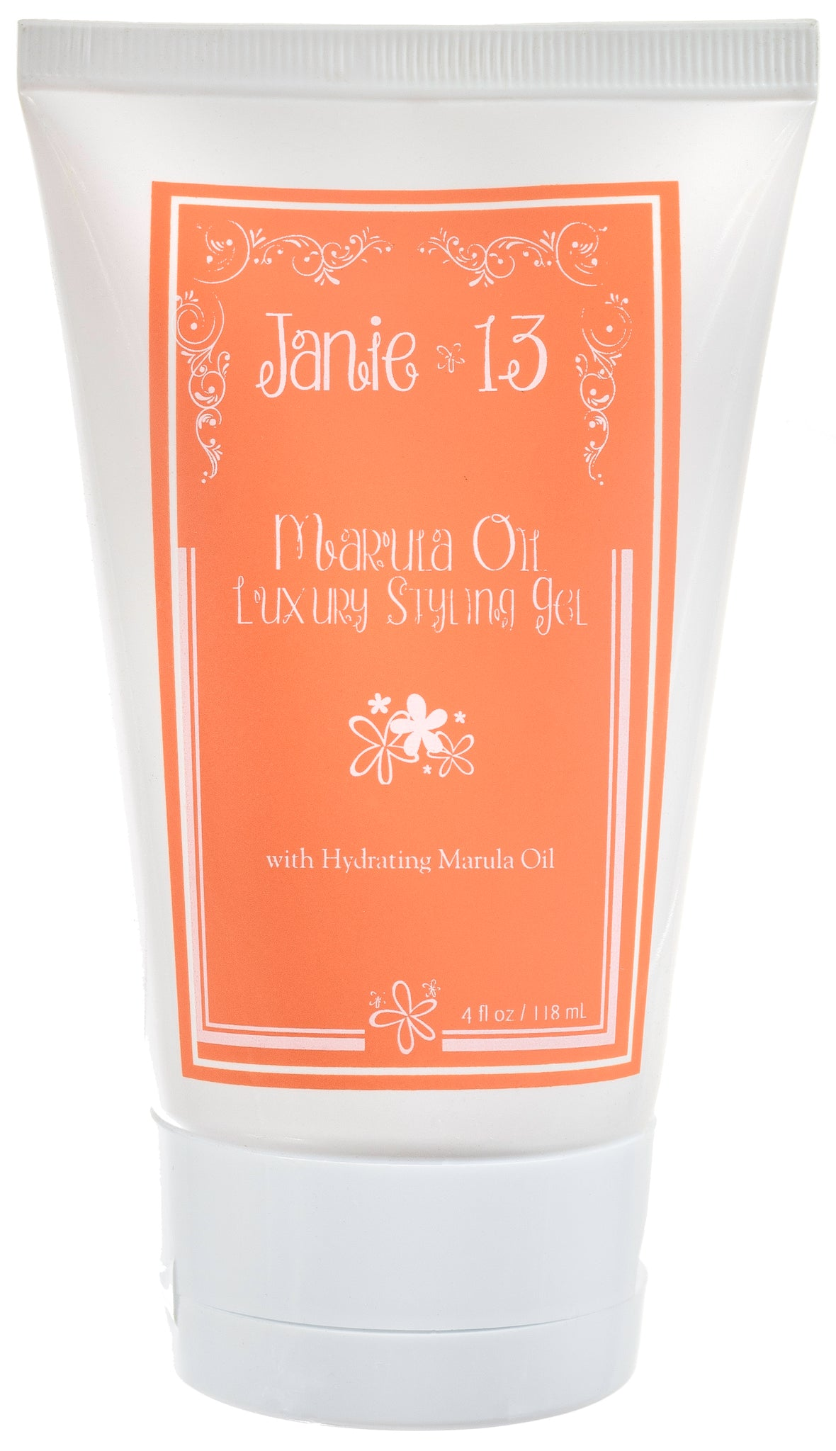 Marula Oil Luxury Styling Gel  4.0z - Janie 13 Hair Products best hair products for sulphate free shampoo and gluten free products