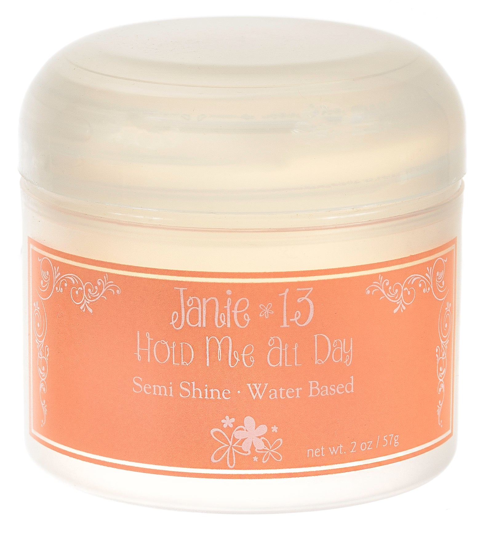 Hold Me All Day Pomade  2.0 oz - Janie 13 Hair Products best hair products for sulphate free shampoo and gluten free products
