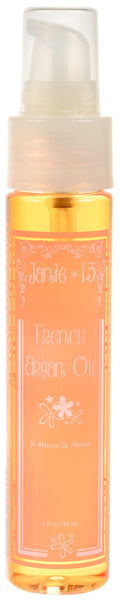 French Argan Oil  2.oz - Janie 13 Hair Products best hair products for sulphate free shampoo and gluten free products