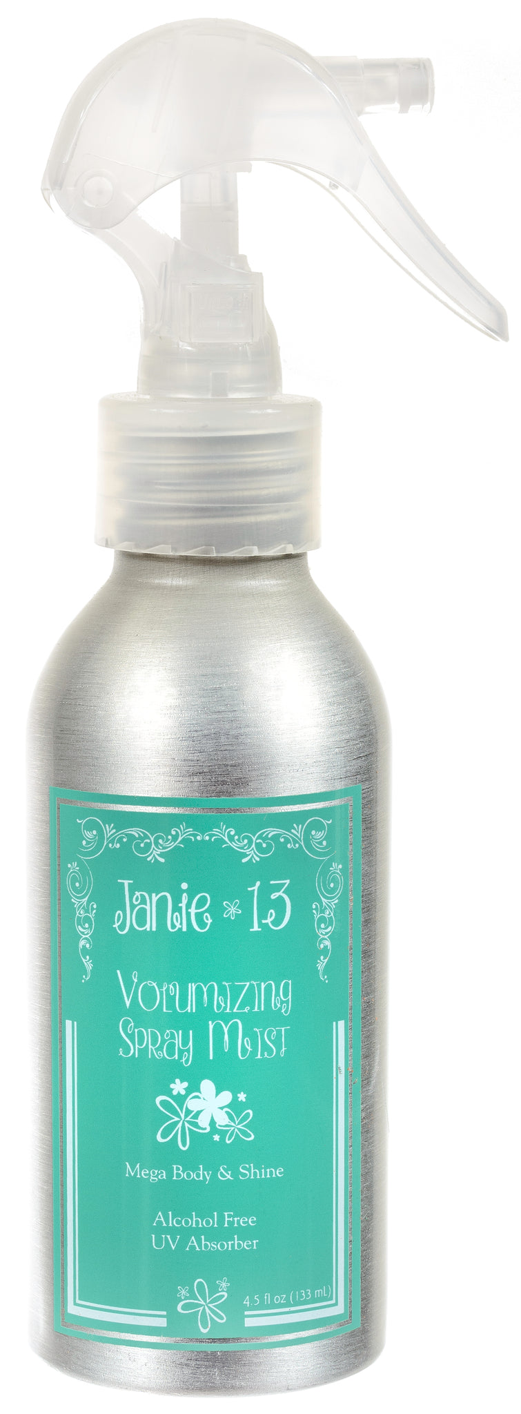 Volumizing Spray Mist  4.5oz - Janie 13 Hair Products best hair products for sulphate free shampoo and gluten free products