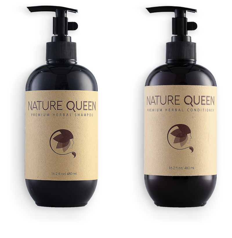 Nature Queen Shampoo and Conditioner
