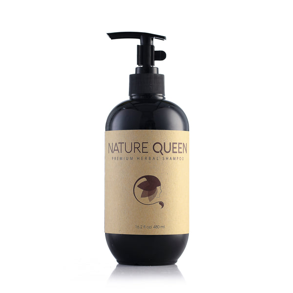 Nature Queen Herbal Shampoo (In stock, ship date 12/15)