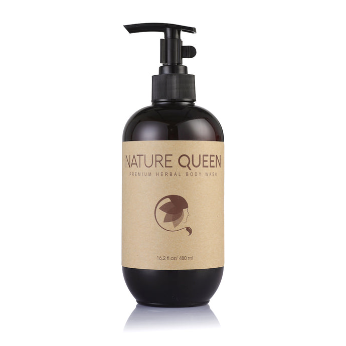 Nature Queen Herbal Body Wash