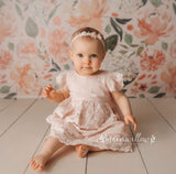 Baby Lace dress. Blossom Baby.
