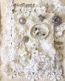 Embellishment Pack. Vintage Bride.