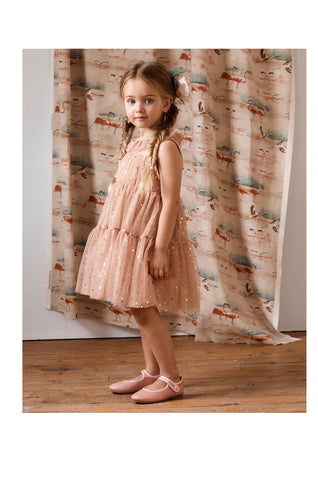 Twinkle Twinkle Little Star Dress, Child dress