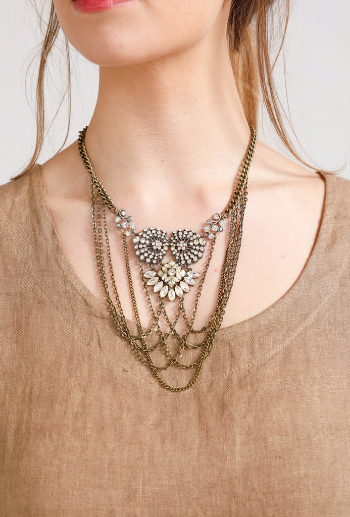 Constellation Statement Necklace