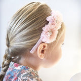 Alice Tutu Flower Headband