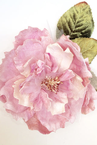 Cabbage Rose Pink