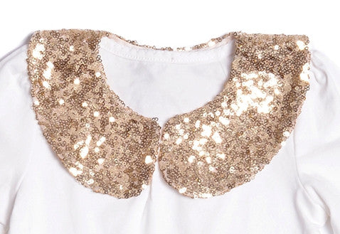 ALL THAT GLITTERS TOP
