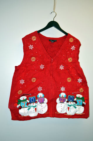 Vintage Christmas Sweaters.Vintage 311 Ugly Christmas Sweater