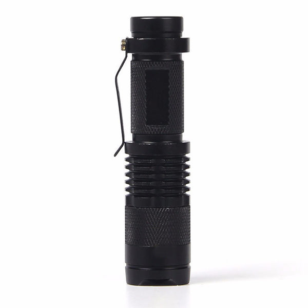 Red Light Tactical Flashlight - Wildlife Friendly (FREE + Shipping)