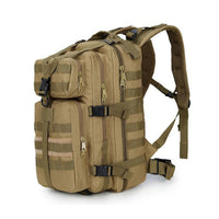 Nomad Bag / 35L Tactical Backpack / MOLLE Ready - ENOK Outdoor Survival Gear
