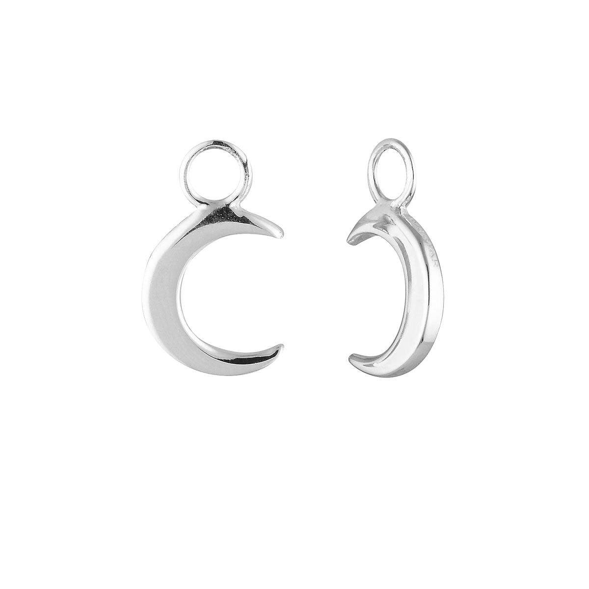 Moon Crescent Ear Charms