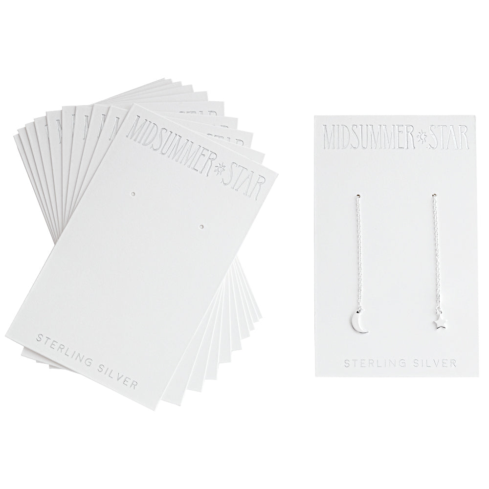 Tall Earring Card Pack