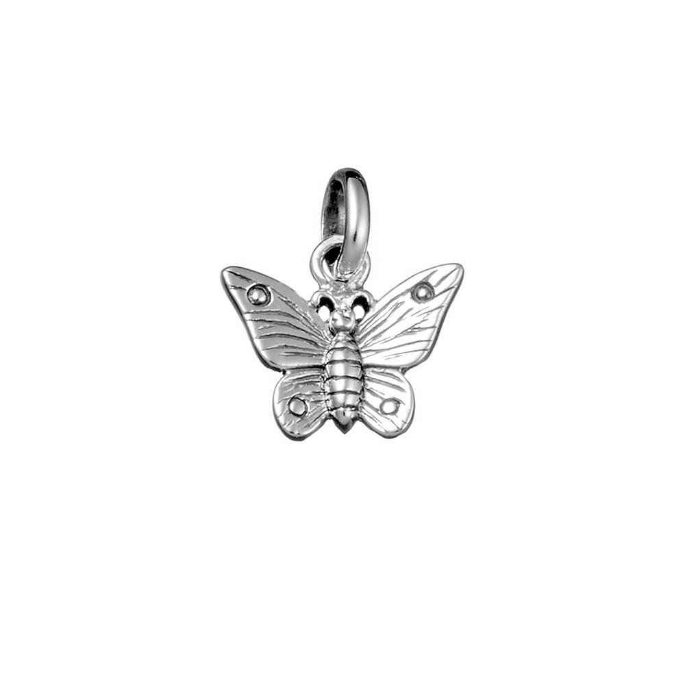 Butterfly Lovers Neck Charm