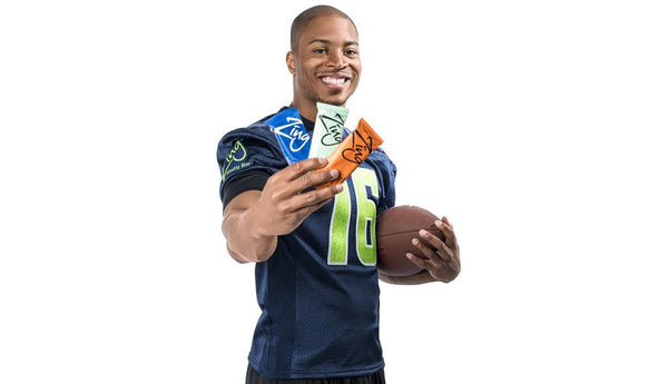 Featured Image for Please Welcome Zing's Newest Partner: Tyler Lockett of the Seattle Seahawks!
