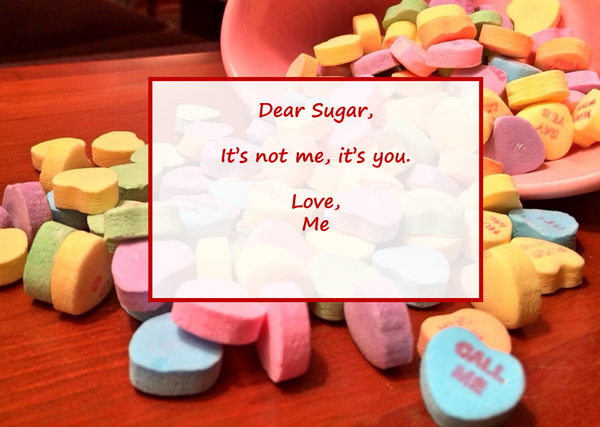 Feature Image for How to Break Up with Sugar This Valentine's Day