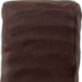 Dark Chocolate Cherry Almond out of wrapper