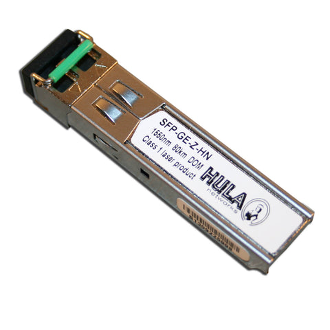 100% Cisco SFP-GE-Z Compatible Optics - SFP-GE-Z-HN