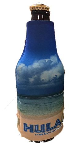 Hula water or beer bottle sleeve