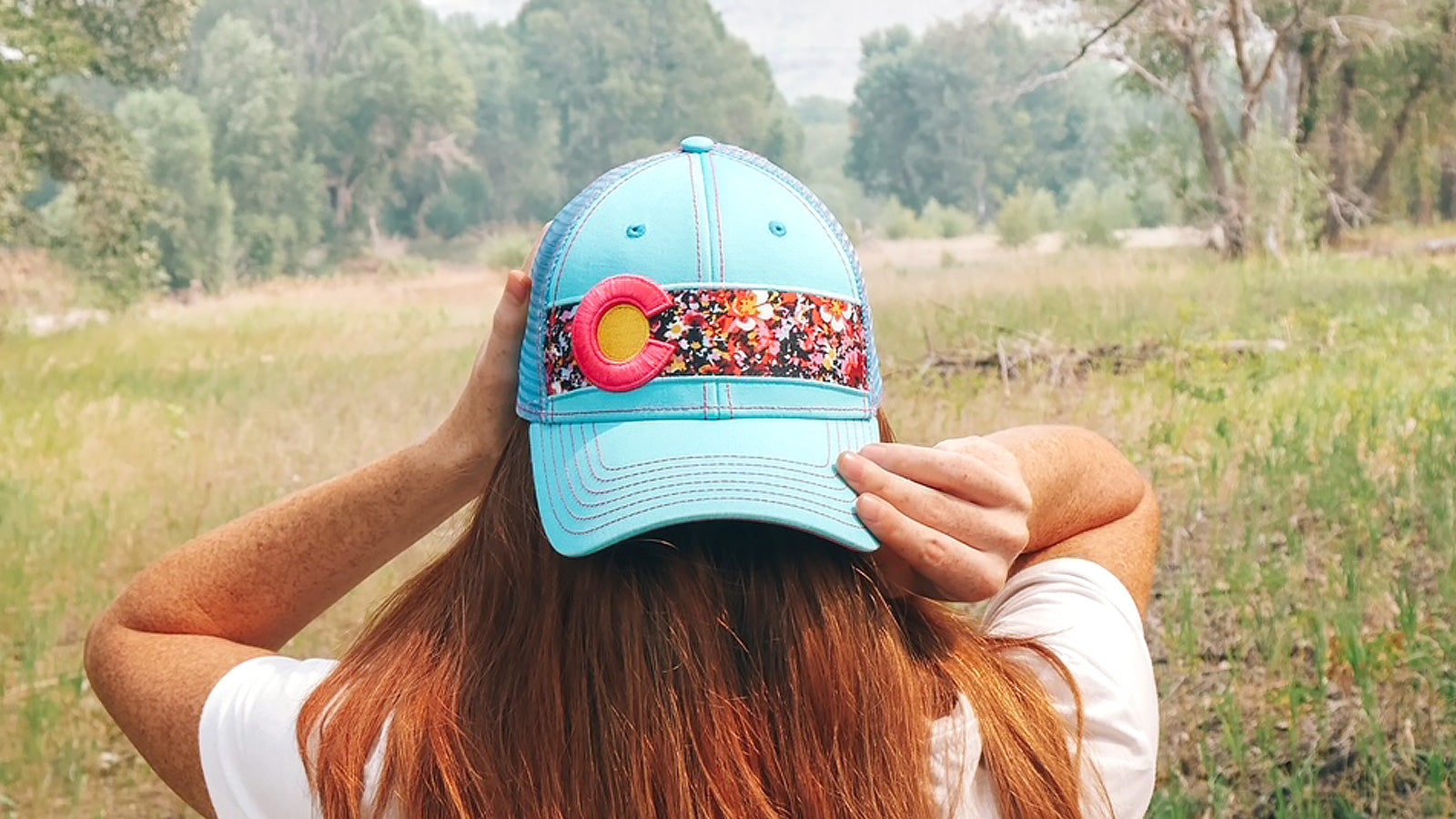 Republic of Colorado Midnight Black CO Hat
