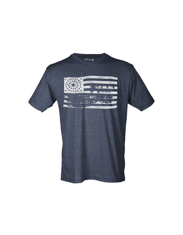Flag - Heather Navy