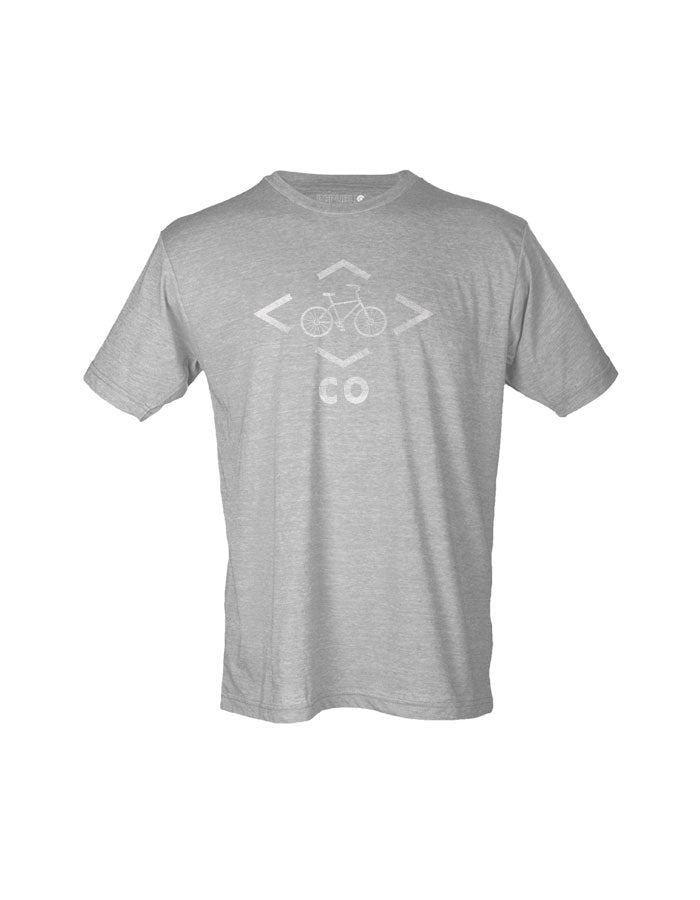 Bike CO - Men - Heather Grey