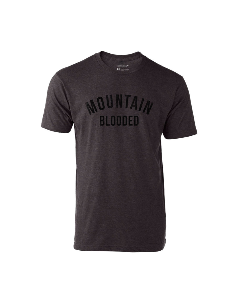 Mountain Blooded - Heather Graphite