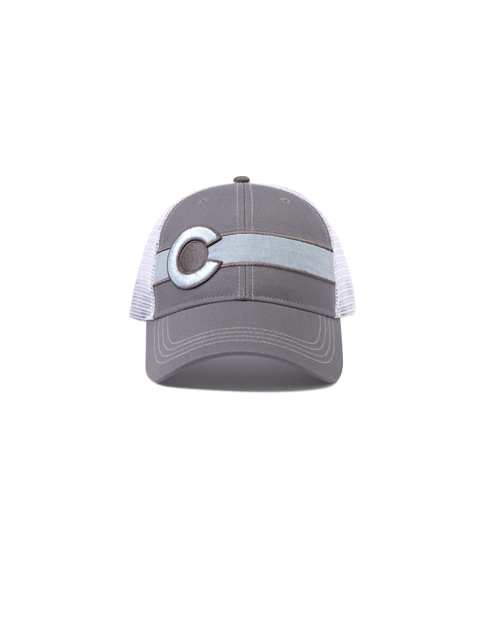 Slate and Steel Colorado Hat