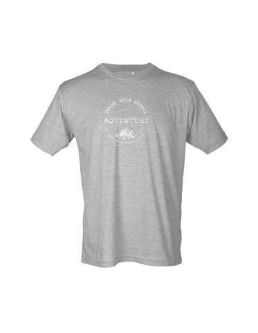 ADVENTURE - Men - Heather Grey