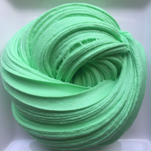 Green Apple - Soft Clay Slime