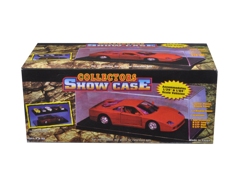 Collectors Display Show Case For 1/24 & 1/64 Scale Diecast Cars - BeTovi&co