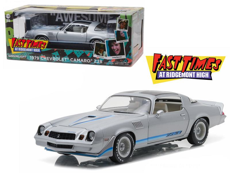 1979 Chevrolet Camaro Z/28 'Fast Times at Ridgemont High' Movie (1982) 1/18 Diecast Model Car by Greenlight - BeTovi&co