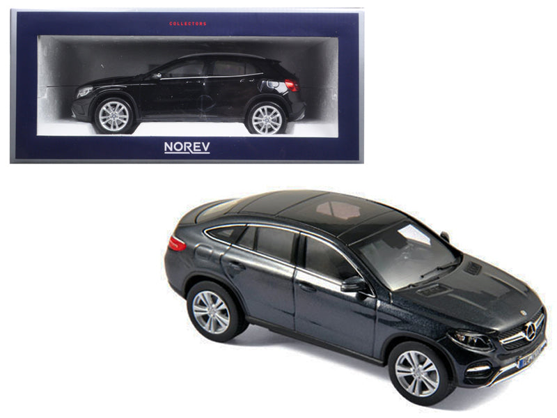 2014 Mercedes GLA Class Black 1/18 Diecast Model Car by Norev - BeTovi&co